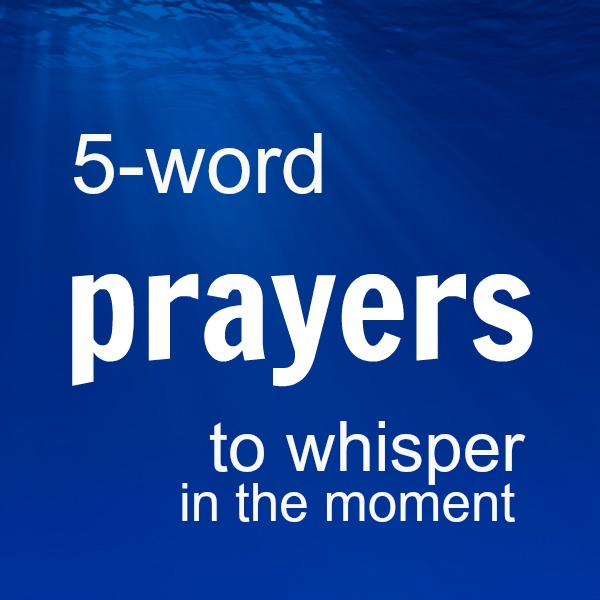 5-word prayers-square