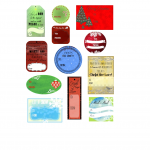 Priority Ministries free Christmas gift tag printables