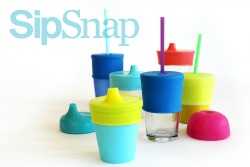 15 Life hacks and ideas that every mom should know - turn any cup into a sippy cup