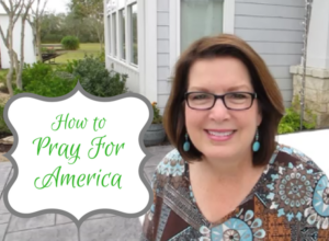 How to Pray for America