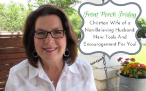 Christian Wife of a Non-Believing Husband? New Tools & Encouragement For You!