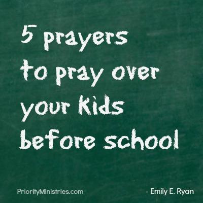5-prayers-before-school