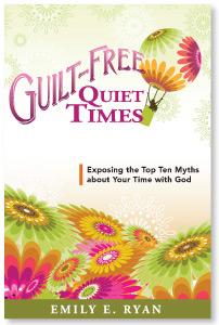 guilt-free quiet times