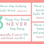3 Things You Should Never Stop Doing at 50+